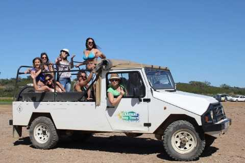 From Albufeira: Half-Day Algarve Jeep Safari