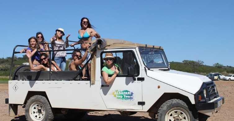 From Albufeira: Half-Day Algarve Jeep Safari