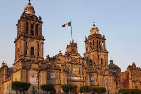 Mexico City Welcome Tour: Private Tour with a Local