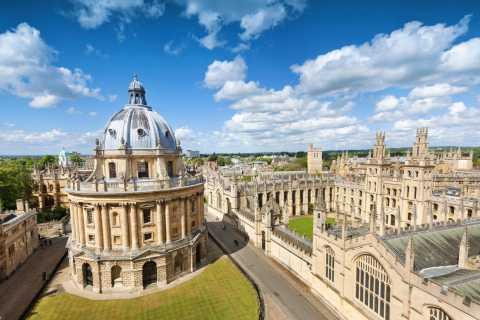 Depuis Londres: journée de visite à Oxford et Cambridge
