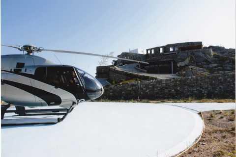 Helicopter Transfer between Mykonos & Santorini