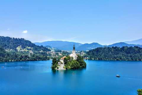From Koper: Day Trip to Lake Bled & Ljubljana