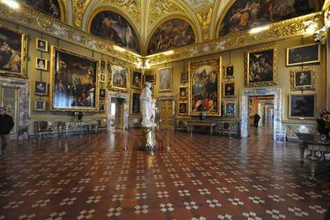 Florenz: Palazzo Pitti, Boboli-Gärten & Galleria Palatina