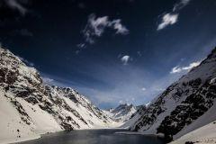 Santiago: Tour Particular Estação de Esqui Portillo e Lagoa