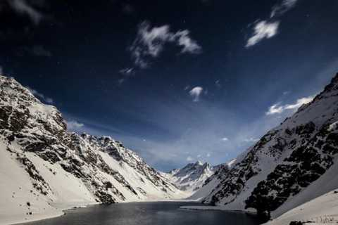Portillo Ski Resort and Lagoon Private Trip from Santiago
