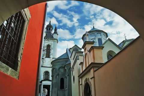 Lviv: 2.5-Hour Medieval Culture and History Walking Tour