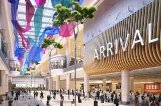 Offizieller Shuttle vom Flughafen Singapur zu Ihrem Hotel