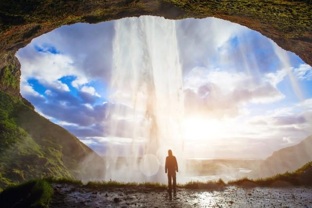 Vanuit Reykjavik: dagtour naar het Zuiden van IJsland