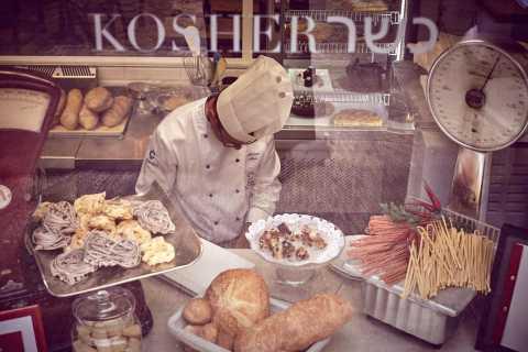 Roma: Almoço/Jantar de 5 Pratos com Culinária Romana Judaica