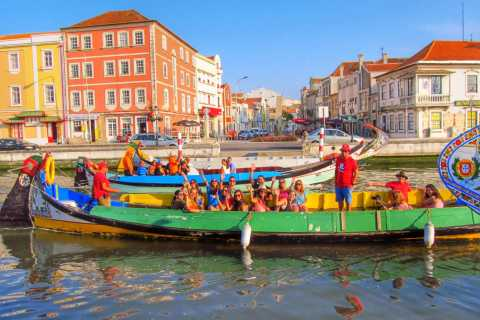 Half Day Private Tour of Aveiro from Porto