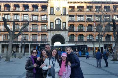 Toledo: 3-Hour Private Walking Tour