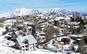 From Santiago: Valle Nevado and Farellones Small Group Tour