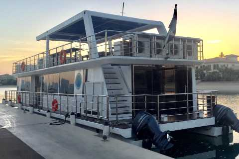 Dubai: Excursão de barco de 1,5 horas por Palm Jumeirah