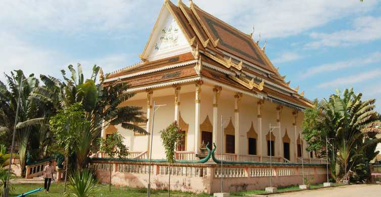 Private Tour: Siem Reap City Tour Full-Day
