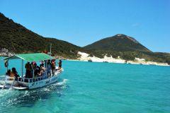 Arraial do Cabo: Excursão ao Caribe Brasileiro saindo do Rio