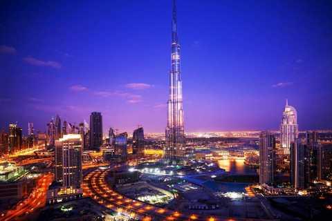 Dubai: Modern City Tour and Burj Khalifa Entry Ticket