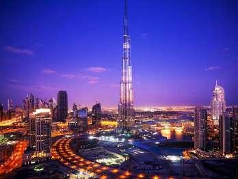 Modernes Dubai: Tagestour mit Burj Khalifa-Ticket