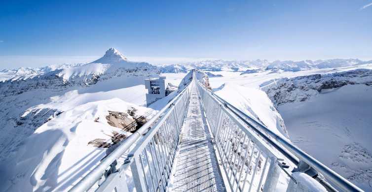 Montreux: Glacier 3000 experience