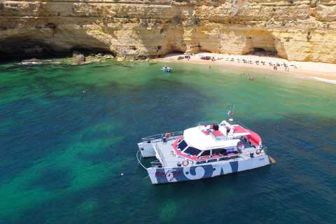 Albufeira: 6-Hour Cruise and Beach BBQ