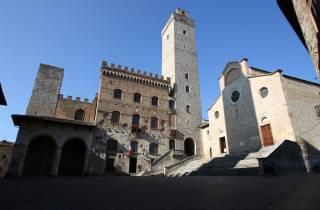 San Gimignano: Eintrittsticket für die Kathedrale