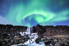 Excursão Aurora Boreal saindo de Reykjavik