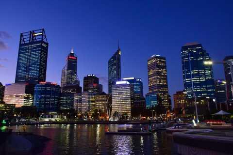 Perth Benvenuto Tour: tour privato con un locale