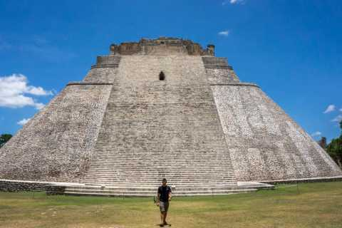 Merida Uxmal and Cacao Plantation Day Trip
