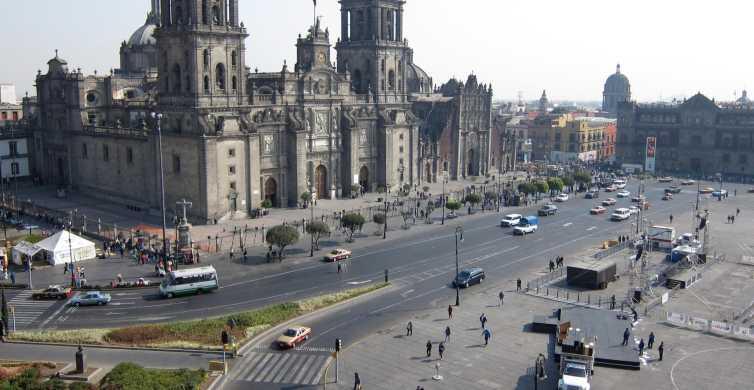 Mexico: visite privée de la ville de Teotihuacán et de la basilique