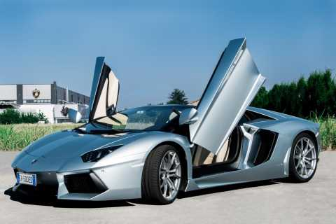 From Milan: Land of Motors Ferrari-Pagani-Lamborghini