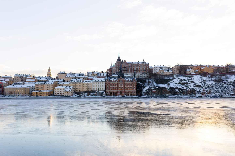 Stockholm: Private Führung mit einem Einwohner