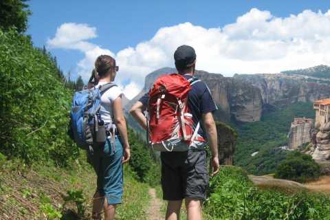 From Kalabaka: Half-Day Authentic Meteora Hiking Tour