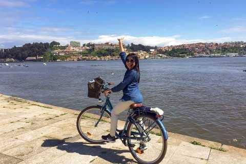 Porto: Aluguel de Bicicletas na Cidade
