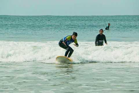 O Surf 'N' Food Porto Bike Tour