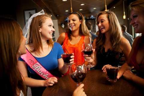 Miami Beach: Bachelorette Party Night