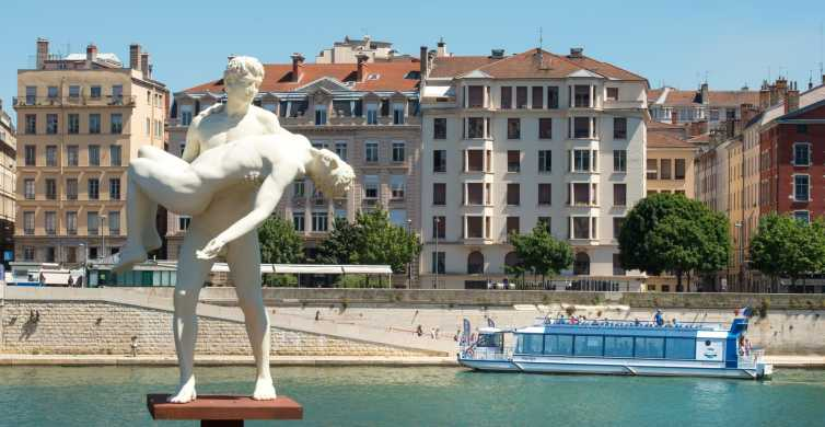Lyon: Guided Sightseeing Cruise