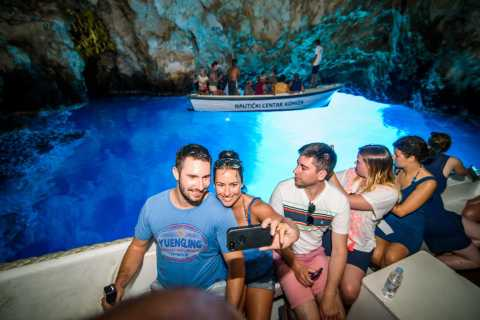 Blue Cave & Hvar Island Day tour from Split or Trogir