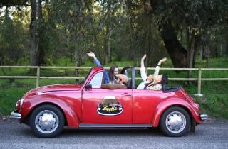 Lissabon & Sintra: Private Tour mit VW Beetle Cabrio