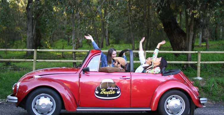 Lisbon & Sintra Private Tour with Convertible VW Beetle