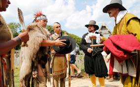 Plymouth: Plimoth Patuxet Living History Museums
