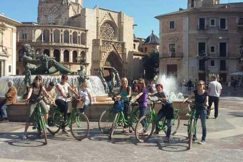 Valencia: Las Fallas Bike Tour