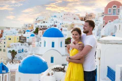 Santorini: Half or Full-Day Private Tour