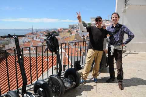 Lisbon: Segway Super Tour