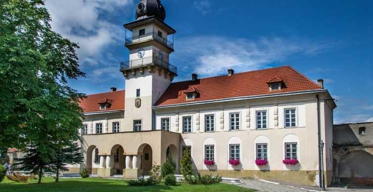 From Lviv: Half-Day Trip to Zhovkva & Krekhiv Monastery