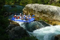 Cetina River Rafting Aventura de 3 horas
