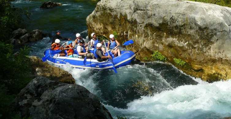 Rivier de Cetina: Rafting avontuur van 3 uur