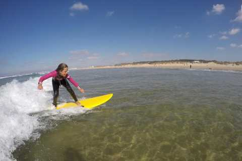 Lisbon: Half-Day Group Surf Lesson