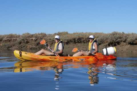 Ria Formosa Natural Park Kayak Hire from Faro
