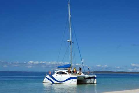 Fraser Island 4-Hour Eco-Sailing Adventure