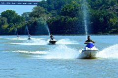 Bordeaux: excursão guiada de jet ski