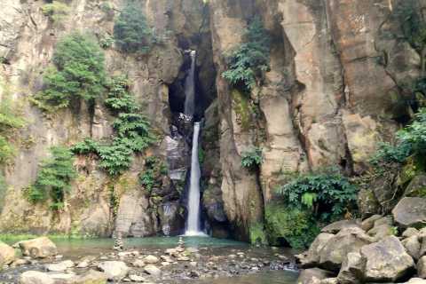 Ponta Delgada: Half-Day Salto do Cabrito Walking Tour